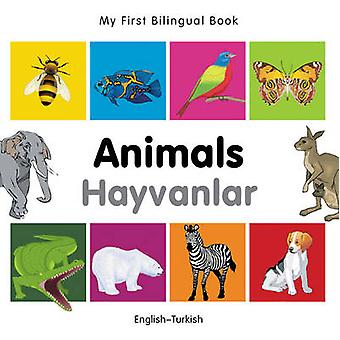 My First Bilingual Book - Animals by Milet Publishing - 9781840596212
