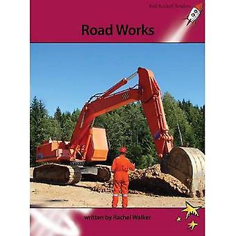 Road Works by Rachel Walker - 9781877506819 Book