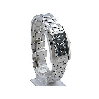 Emporio Armani Ar0157 - Ladies Classic Stainless Steel Designer Watch