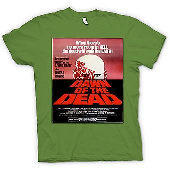 Kinder T-shirt - Dämmerung der Toten Romero - Poster