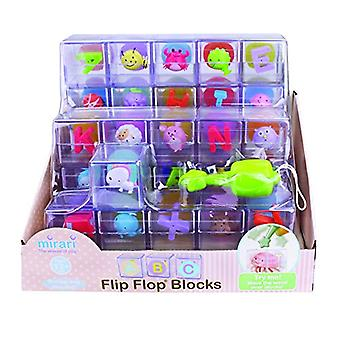 Lauri ABC Flip Flop bloques
