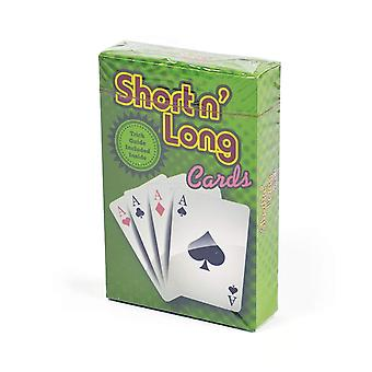 Bristol Novelty Short N' Long Cards Magic Trick