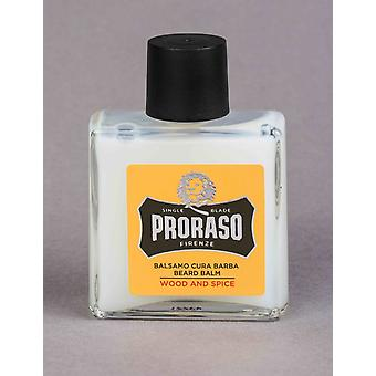 Proraso Beard Balm - Wood & Spice (100ml)