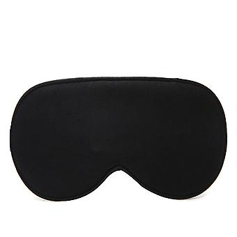 Silk Sleeping mask-Black