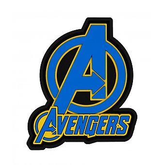 Magnet - Soft Touch PVC - Marvel - Avengers Logo New 69063