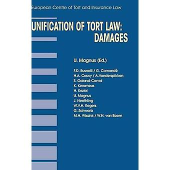 Unification of Tort Law Damages by Magnus & Ulrich