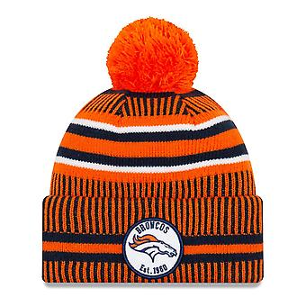 New Era Sideline Bommel Kinder Youth Mütze Denver Broncos