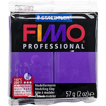 Fimo Professional Soft Polymer Clay 2oz-Purple EF8005-6