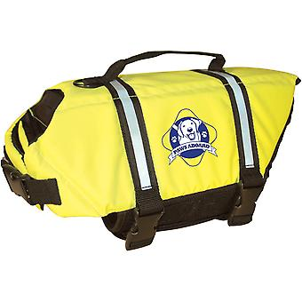 Paws Aboard Doggy Life Jacket Extra Small-Safety Neon Yellow XS1200-1200