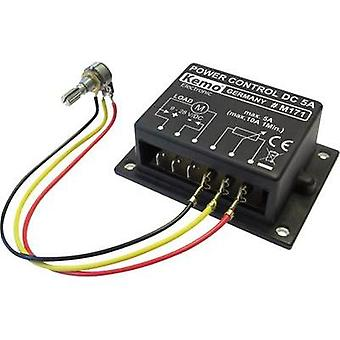 Kemo 9 - 28 V/DC speed controller M171 Component 9 - 28 Vdc