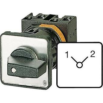 Limit switch 20 A 690 V 1 x 90 ° Grey, Black