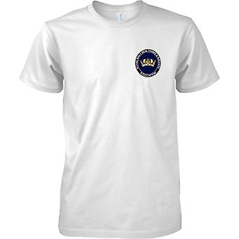 RN Real Tennis - Royal Navy Sport T-Shirt Farbe