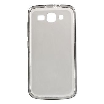 TPU rubber cover for Huawei Ascend Y520 (grey)