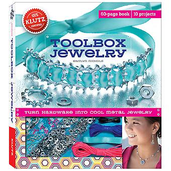 Toolbox Jewelry Book Kit- K556134