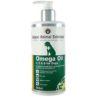 Omega 3,6 & 9 500 ml hund