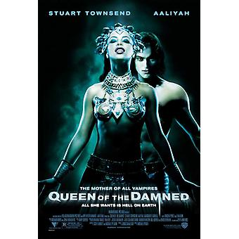 Queen of the Damned Movie Poster (11 x 17)