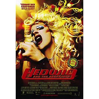 Hedwig and the Angry Inch-Film-Poster (11 x 17)