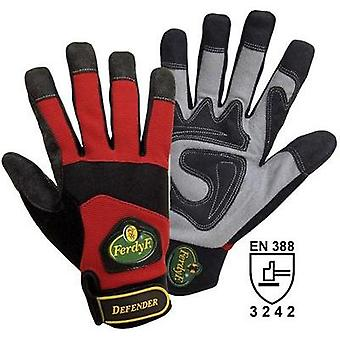 FerdyF. 1935 Glove Mechanics DEFENDER Synthetic-leather Size (gl