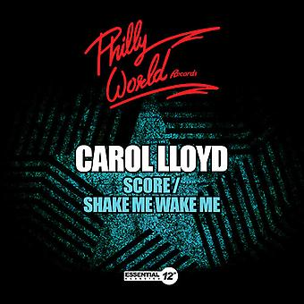 Carol Lloyd - Score / Shake Me Wake Me USA import