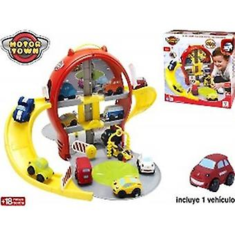 Colorbaby My First Garage Town Motor vehicles (Toys , Action Figures , Vehicles)