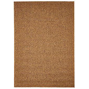 Mokka brun flad indendørs Lounge tæppe - Floorit