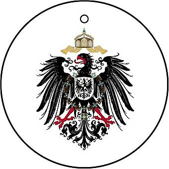 German Empire Coat Of Arms Car Air Freshener