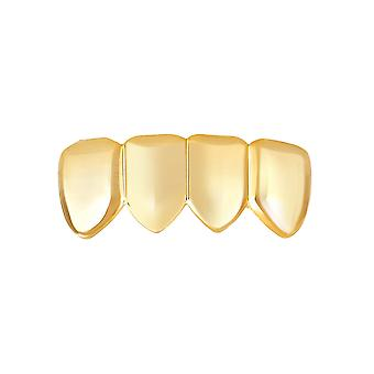 4 Gold Grill - one size fits all - FULL bottom