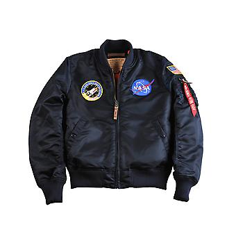 Alpha industries MA-1 giacca VF NASA