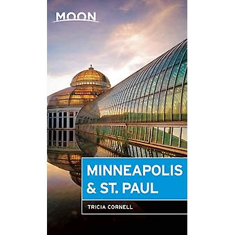 Moon Minneapolis St Paul by Cornell Tricia