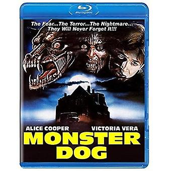 Monster hund [Blu-ray] USA import