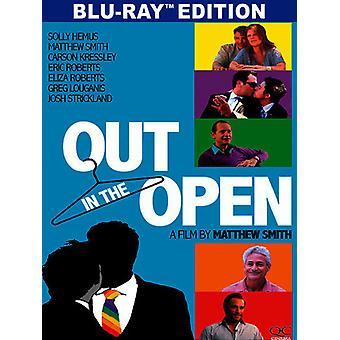 En la importación de los E.e.u.u. abierto [Blu-ray]