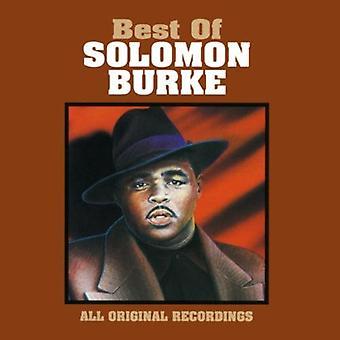Solomon Burke - importación de Estados Unidos mejor de Solomon Burke [CD]
