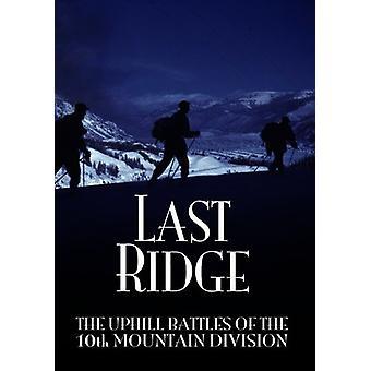 Sidste Ridge [DVD] USA importerer