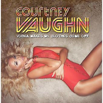 Vaughn - Vodka Makes My Clothes Come Off [CD] USA import