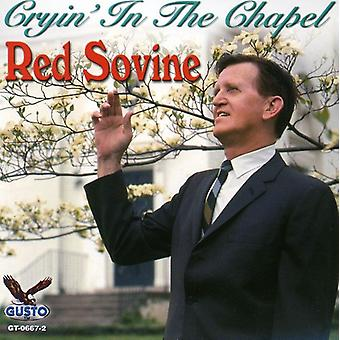 Red Sovine - Cryin' in the Chapel [CD] USA import