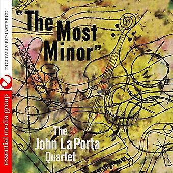 John Laporta - Most Minor [CD] USA import