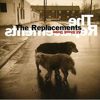 Replacements - All Shook Down [CD] USA import
