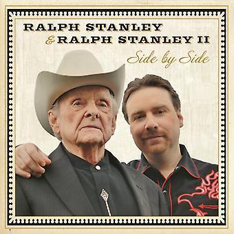Stanley, Ralph & Stanley, Ralph II - Side om Side [CD] USA importerer