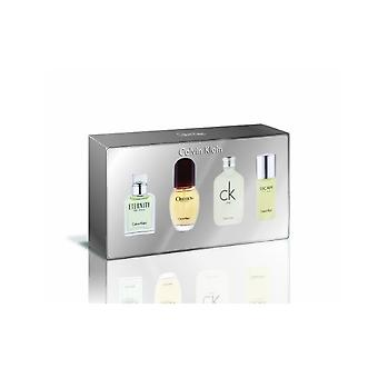 Calvin Klein Mens 15ml 4Piece gave sett