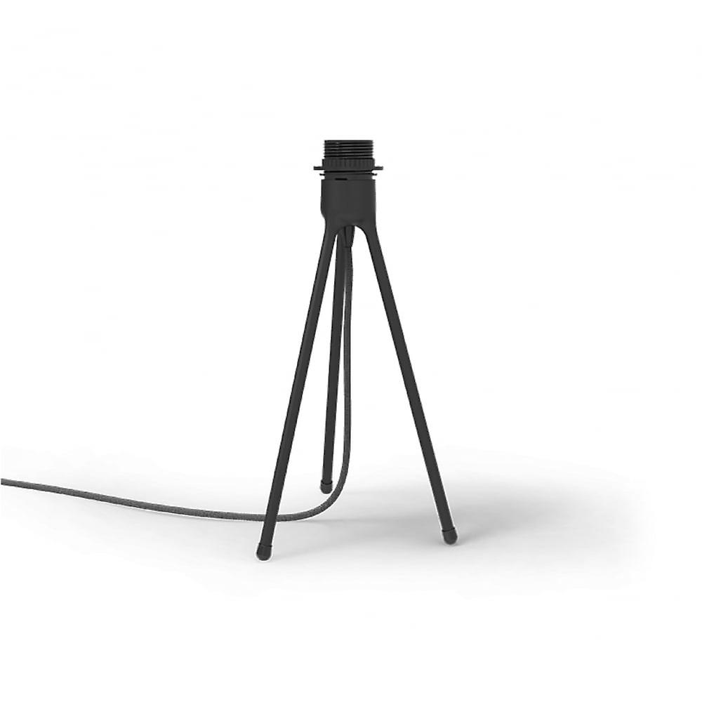 Vita Copenhagen Silvia Tripod Table Lamp - White Silvia Mini/Black Tripod