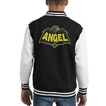 Engel af død Hellboy Kid's Varsity jakke