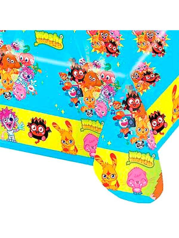 Moshi monstre Party plast Tablecover