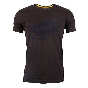 ADIDAS Hurricane rugby graphic t-shirt [black]