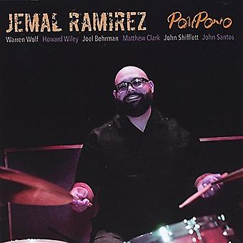 Jemal Ramirez - Pomponio [CD] USA import