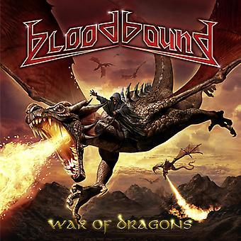 Bloodbound - oorlog van draken [CD] USA import