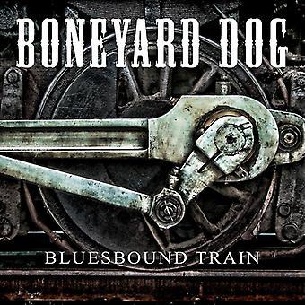 Boneyard hund - Bluesbound tog [CD] USA import
