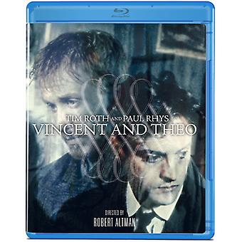 Vincent & Theo [BLU-RAY] USA import