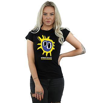 Primal Scream Women's Screamadelica Logo T-Shirt
