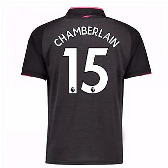 2017-18 Arsenal Third Shirt (Chamberlain 15)