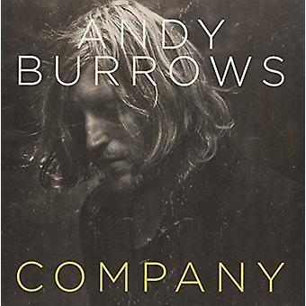 Andy Burrows - Company [Vinyl] USA import